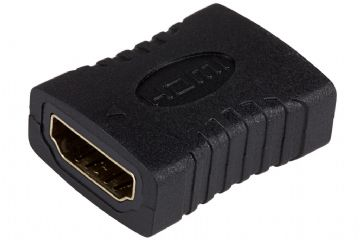 Maplin Premium HDMI A Female to HDMI A Female Coupler